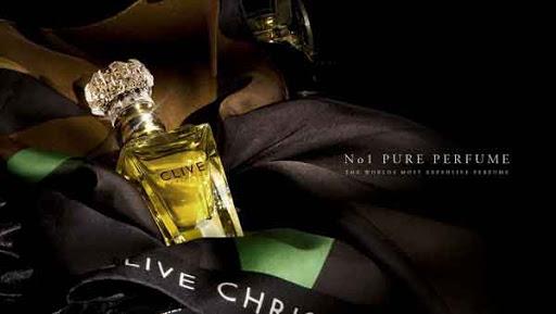 Clive Christian's No. 1 Perfume