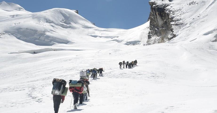 Auden's Col Trek Uttarakhand